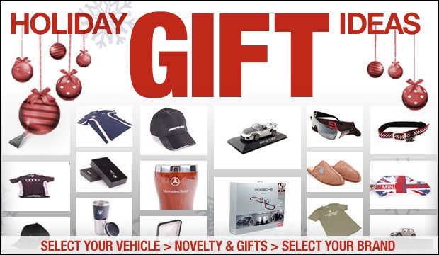 Holiday Gift Ideas - All Brands 2013