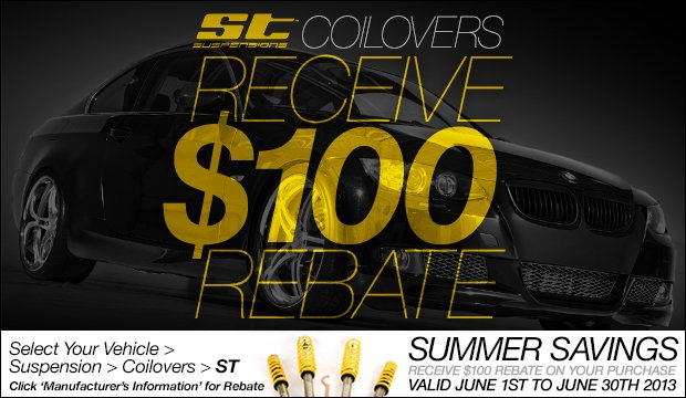 St Coilover Summer Savings