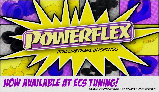 Powerflex PolyurethaneBushings