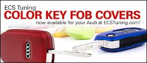 Audi Color Key Fob Covers