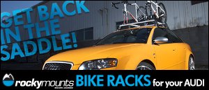 RockyMounts Bike Racks For Your Audi
