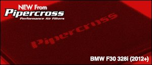 Pipercross Performance Air Filters - BMW F30 328i