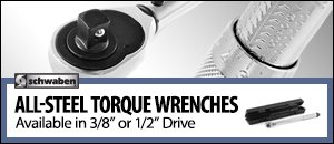 Schwaben All-Steel Torque Wrenches - 1/2  3/8 Drive