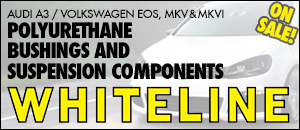 Whiteline Polyurethane Bushings  Suspension Components