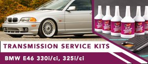 BMW E46 330/325 Transmission Service Kits