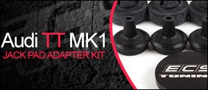 MKI Audi TT Jack Pad Adapter Kit