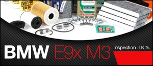 BMW E9X M3 Inspection II Kits