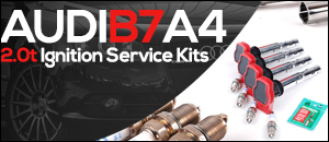 Audi B7 A4 2.0t Ignition Service Kits