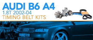Audi B6 A4 Timing Belt Kits