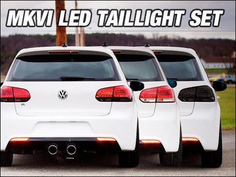 Vwvortex Com Ecs Tuning Mkvi Jom Taillights Now